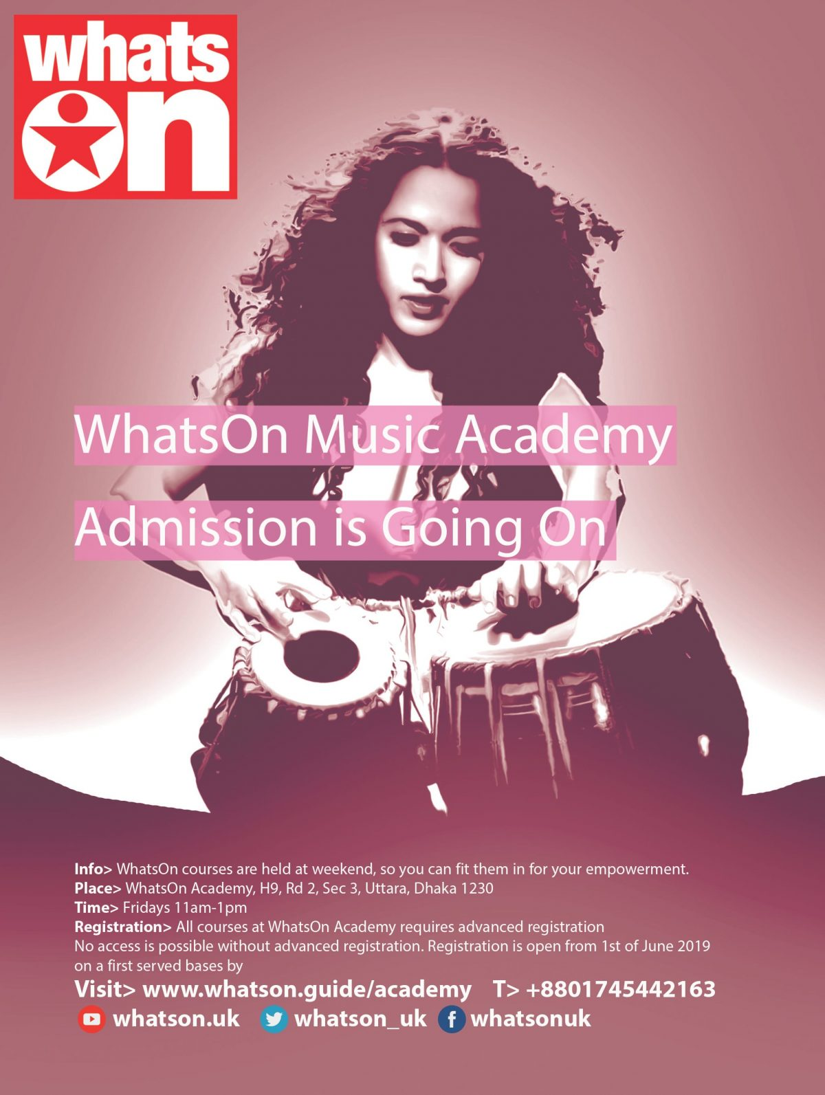 WhatsOn Music Academy