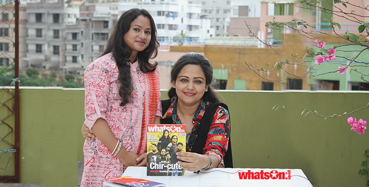 Rooftop Chit-Chat with Famous Fusion Band Chirkutt's Lead Vocalist Sharmin Sultana Sumi!