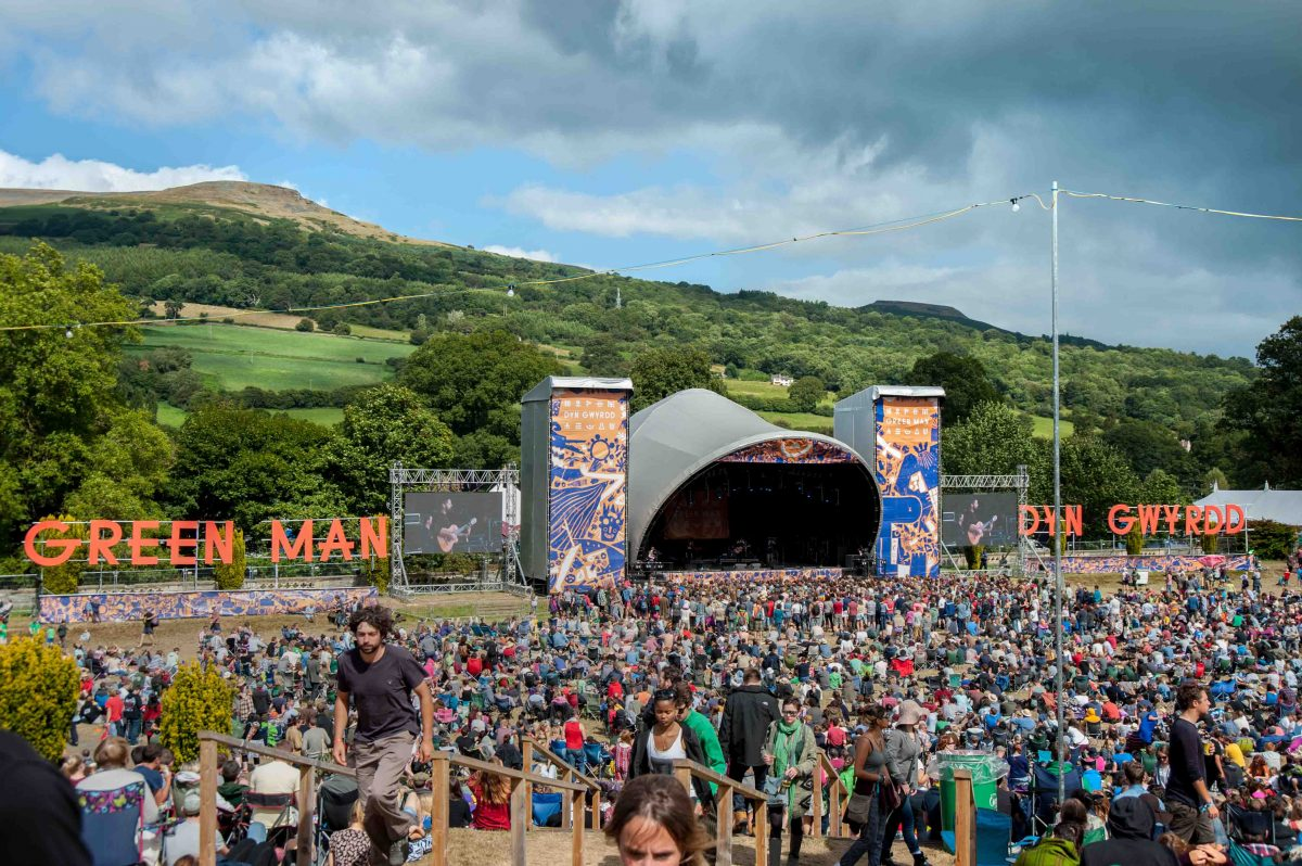 The Green Man Festivals