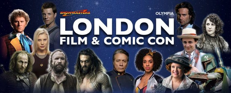 London Film and Comic Con