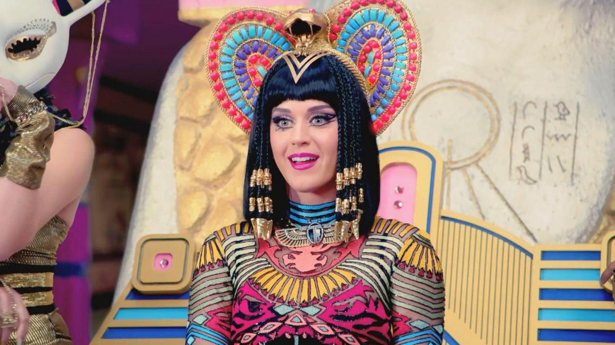 Katy Perry's song Dark Horse 'was copied from Christian rapper Flame', court rules