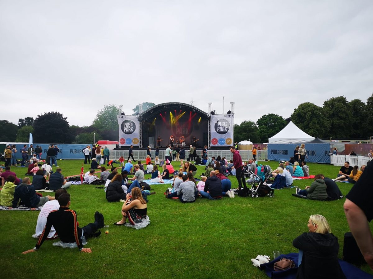 Review: Pub in the Park