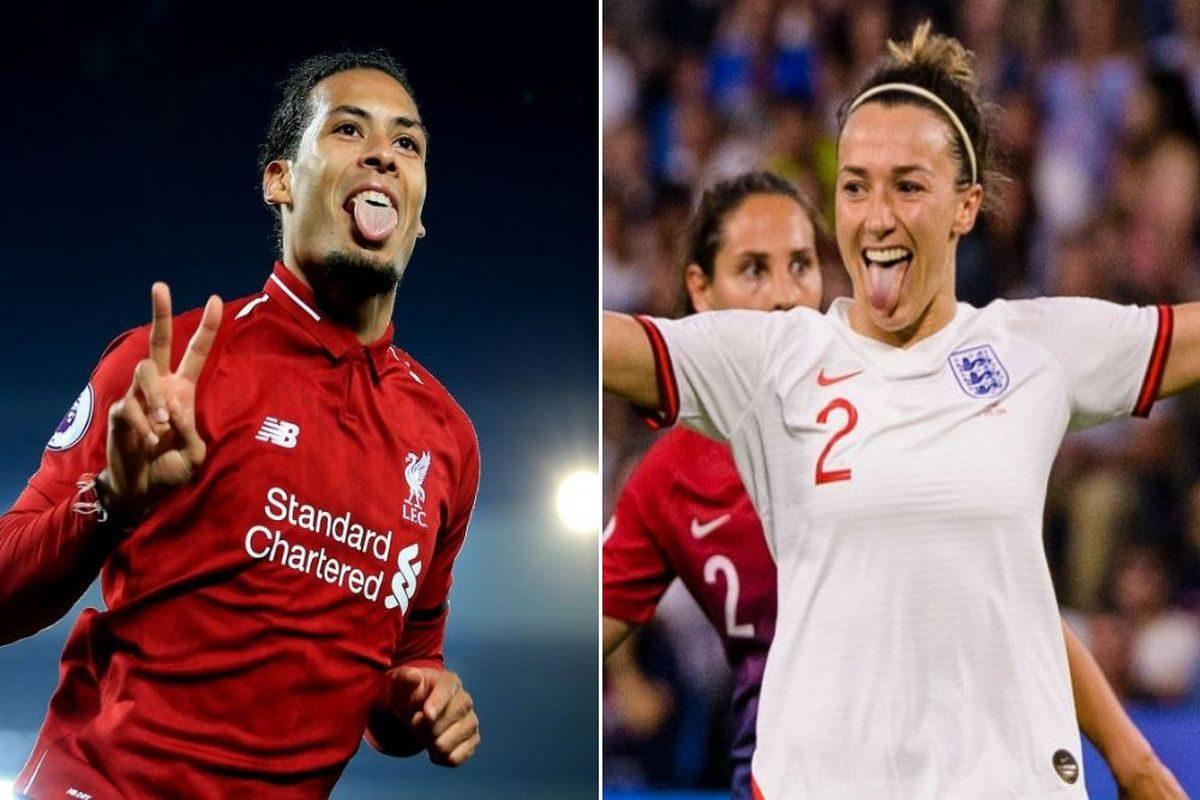 UEFA Player of The Year: Virgil Van Dijk and Lucy Bronze Win Awards