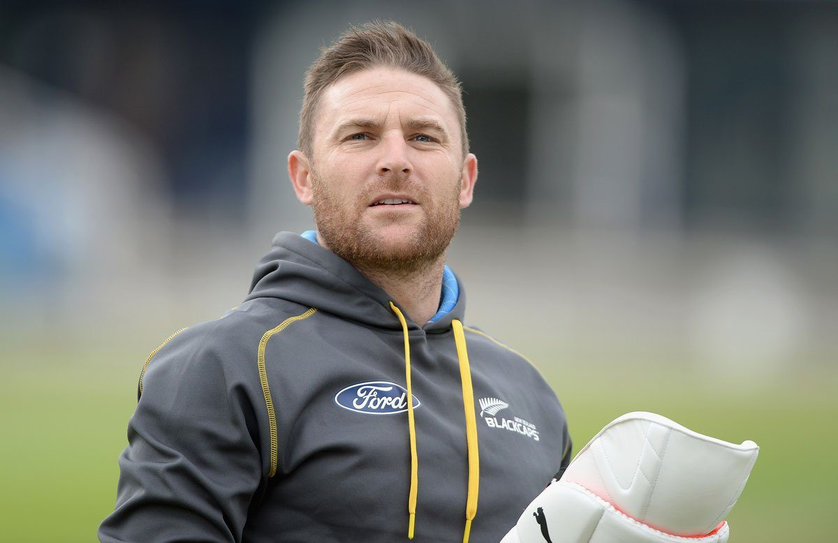 Brendon McCullum Announces His Retirement From All Forms of Cricket