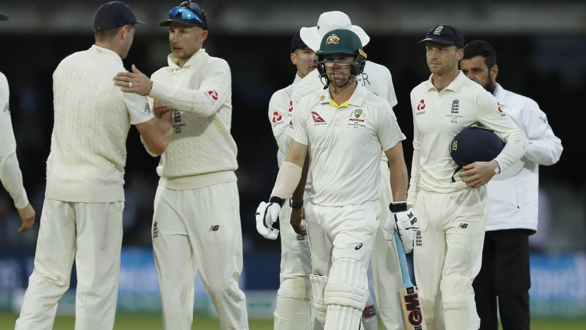Ashes 2019: Second Test At Lord's Ended With A Draw