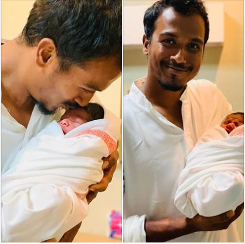 Bangladesh National Cricketer Rubel Hossain Becomes a Father