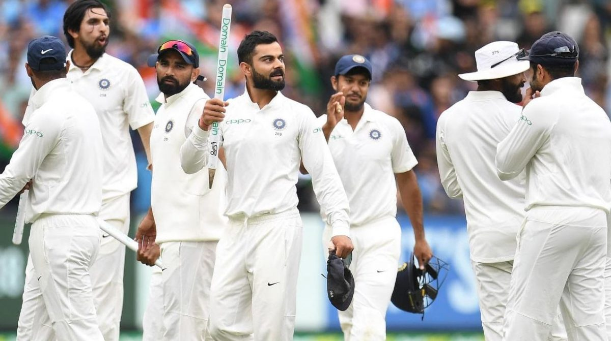 2nd Test: India's 257 Runs Victory and Virat Kohli's Record