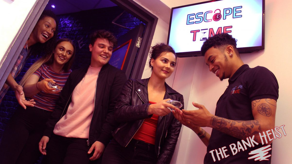 Review: Escape Time in Sutton Coldfield