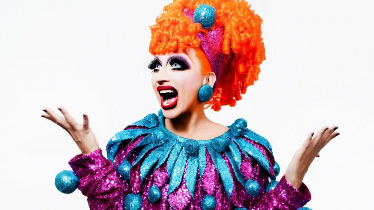 Clown Queen of Comedy Bianca Del Rio comes to Wembley Arena