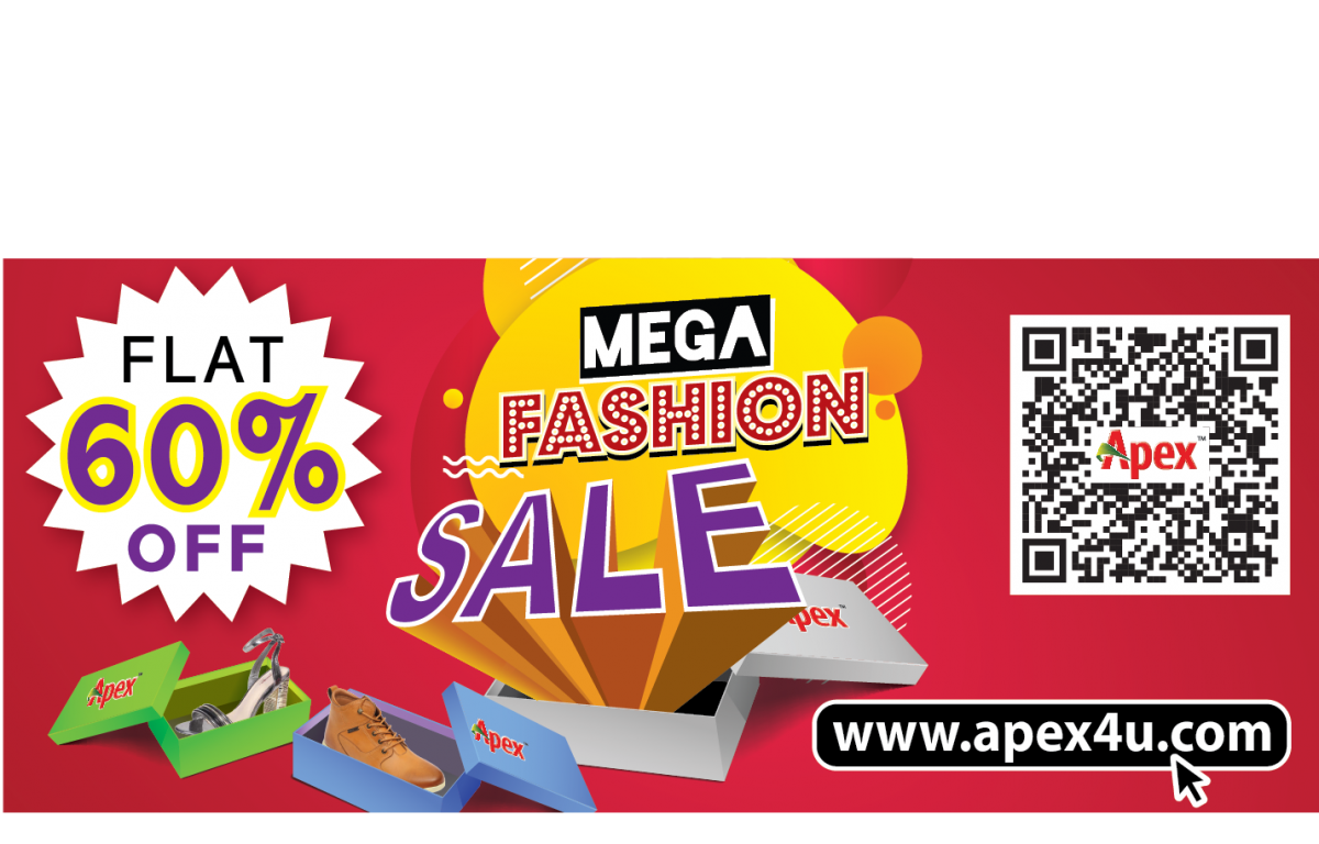 The Irresistible Mega Fashion Sale in Apex4u.Com Is Sure to Prepare You for The Upcoming Festivities on a Budget