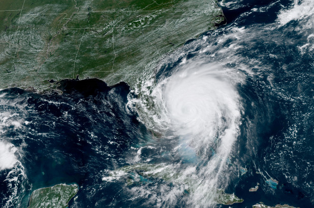 Hurricane Dorian devastates the Bahamas and sweeps across the US