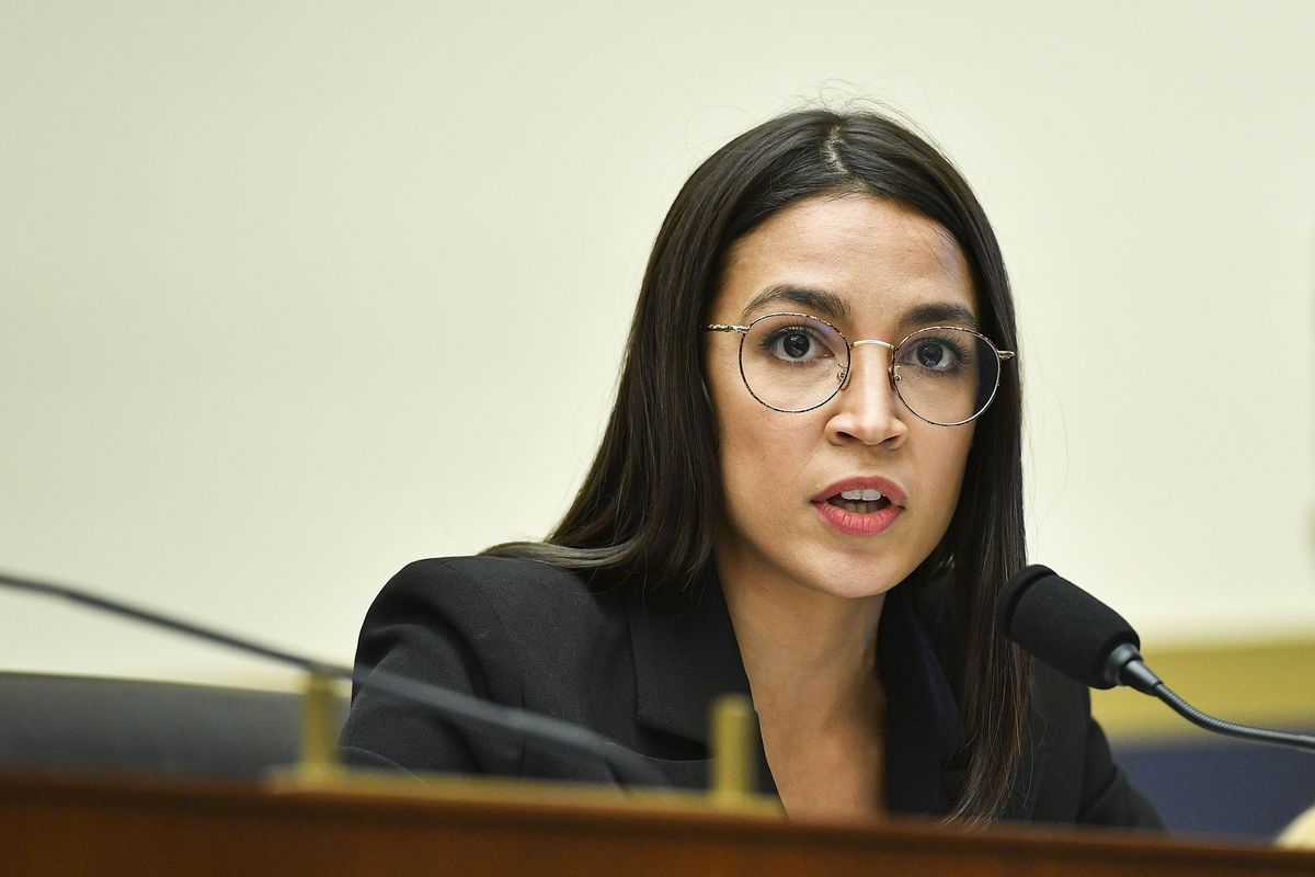 Senator Ocasio-Cortez takes on Zuckerberg in a fierce, awkward hearing