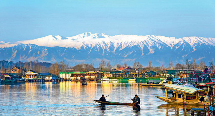 Kashmir Opens for Tourists After Two Months Ban