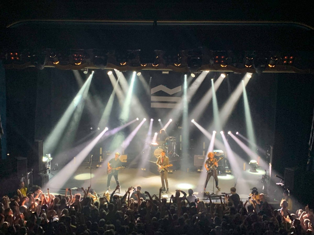 Live Review: Sea Girls – O2 Forum Kentish Town, 10/10/2019