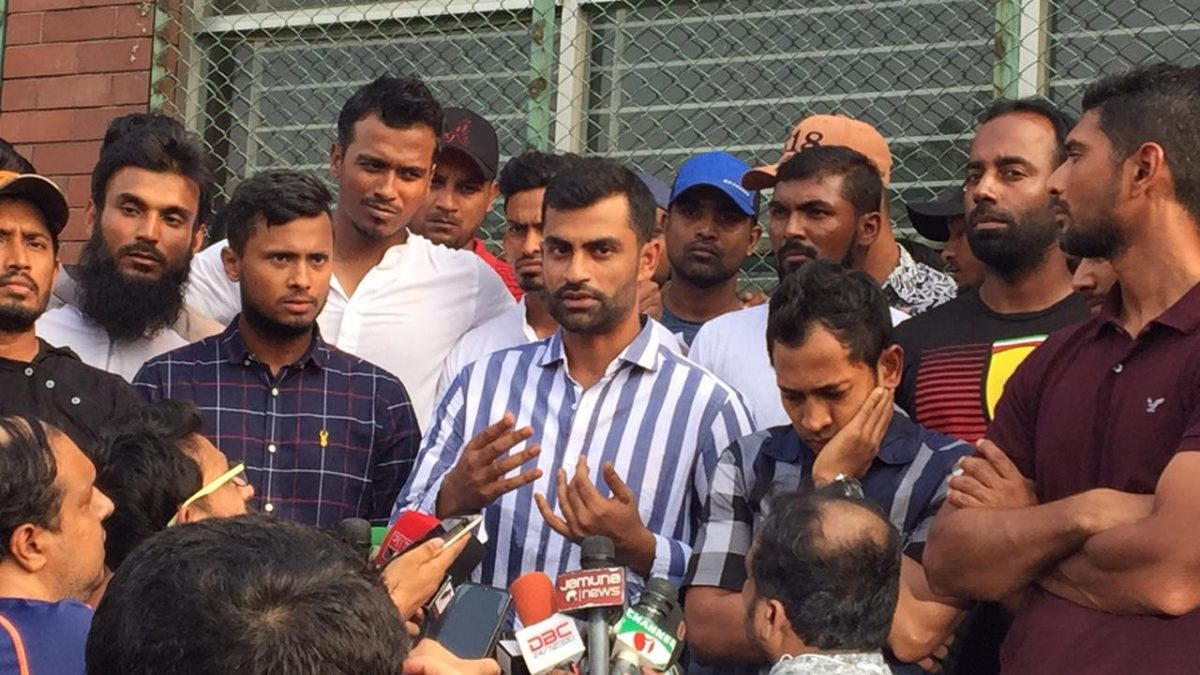 Bangladesh National Cricketers Go on Strike for Pay Hike