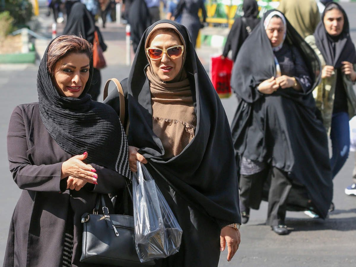 Iranian Women Allowed at Football Stadium in Decades for The First Time