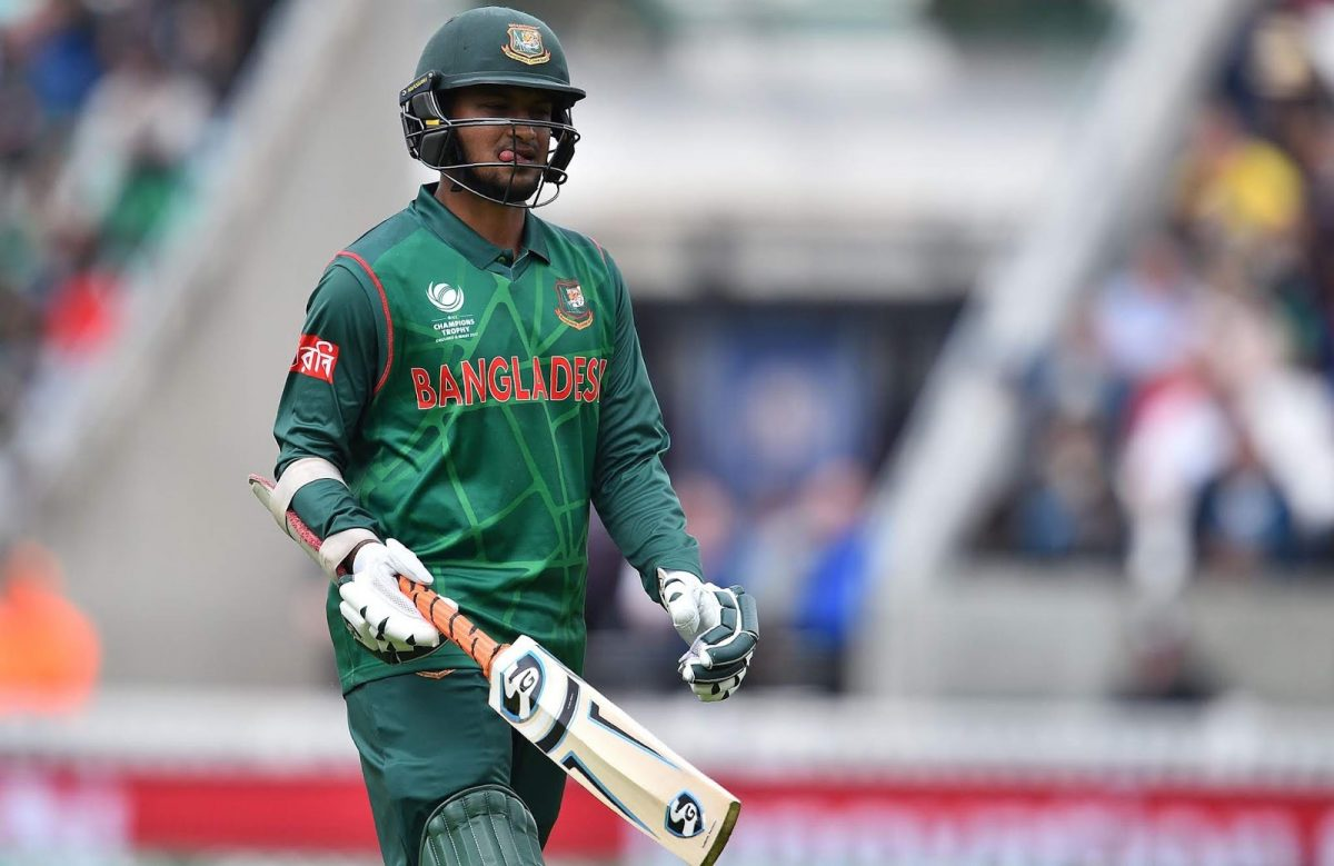 Shakib Al Hasan Gets Two-Year Ban after Failing to Report Bookie Approaches