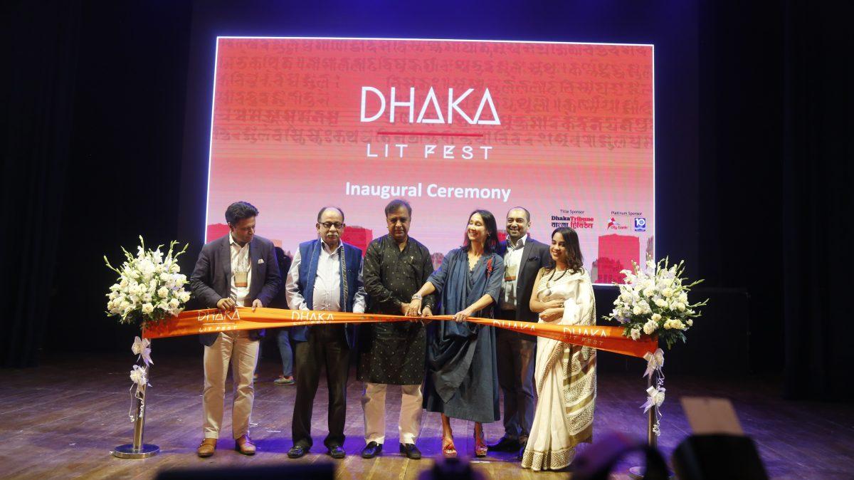 Dhaka Lit Fest 2019 Kicks-Off at Bangla Academy