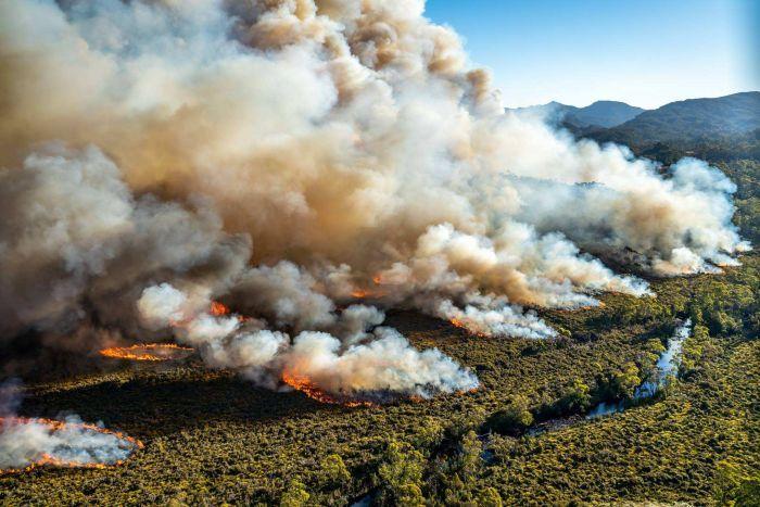 Australia Facing Dangerous Bushfire Week