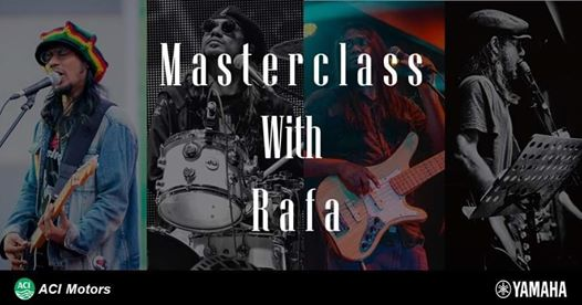 Preview: Masterclass With Rafa