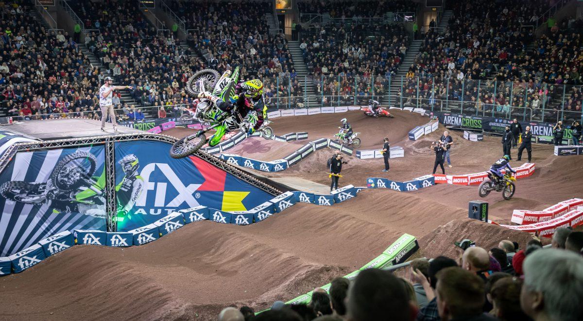 Arenacross, The SSE Arena, Belfast