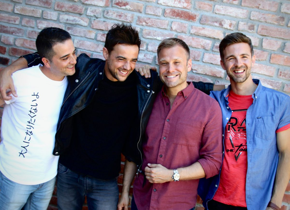 Interview: Nineties boyband a1 talk new tour, album and reuniting 20 years on