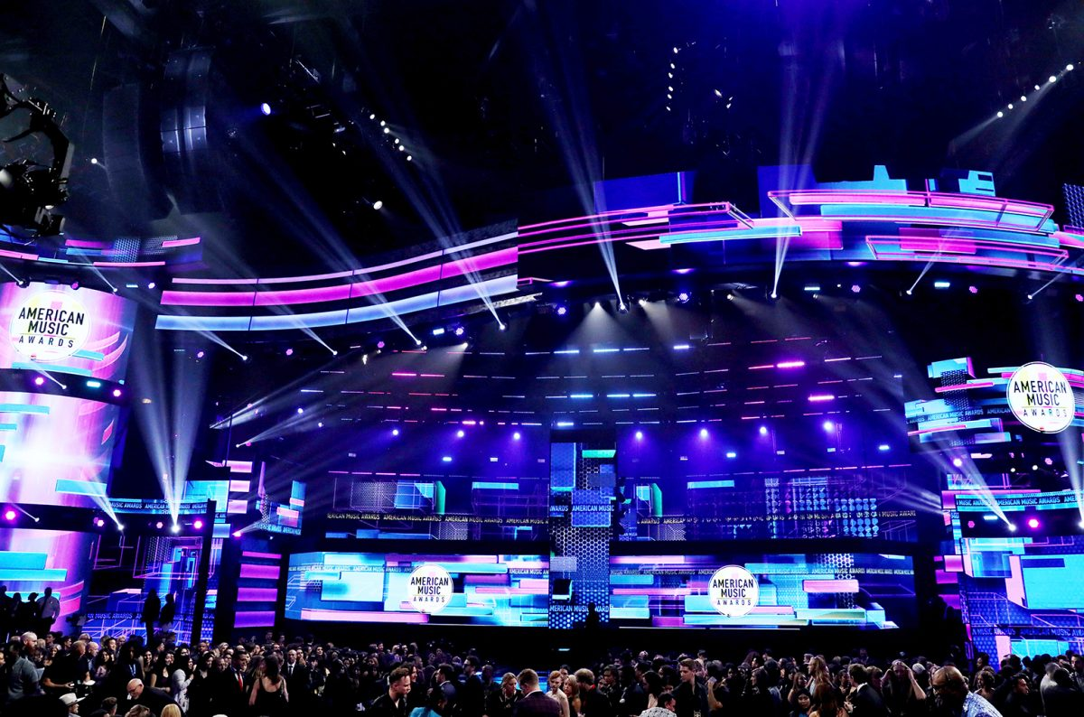 Who is up for 'New Artist' at the American Music Awards?