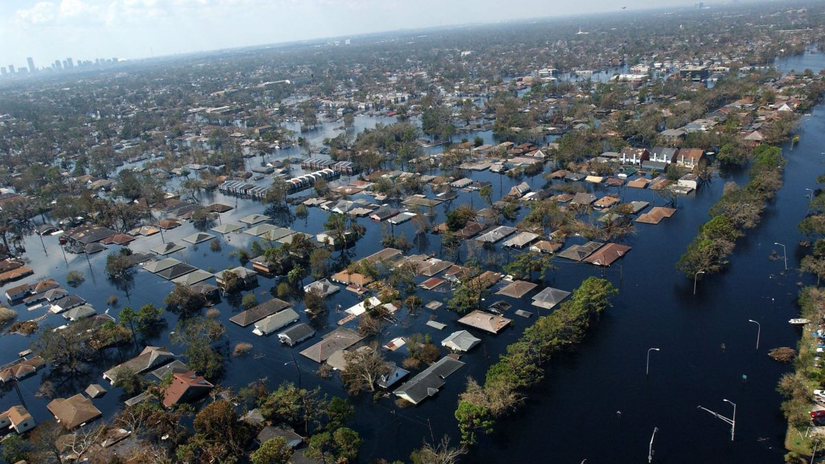 Column: Millions at Risk from Submergence of Coastal Cities by 2050