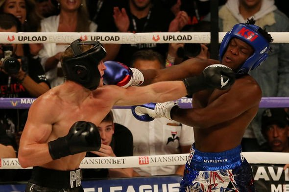 Logan Paul blames 'sneezing' for his boxing defeat to KSI