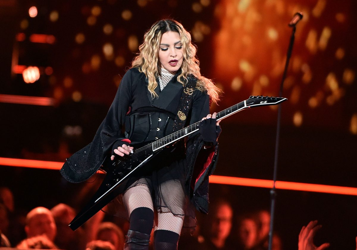 Madonna Cancels Concerts Following Overwhelming Pain