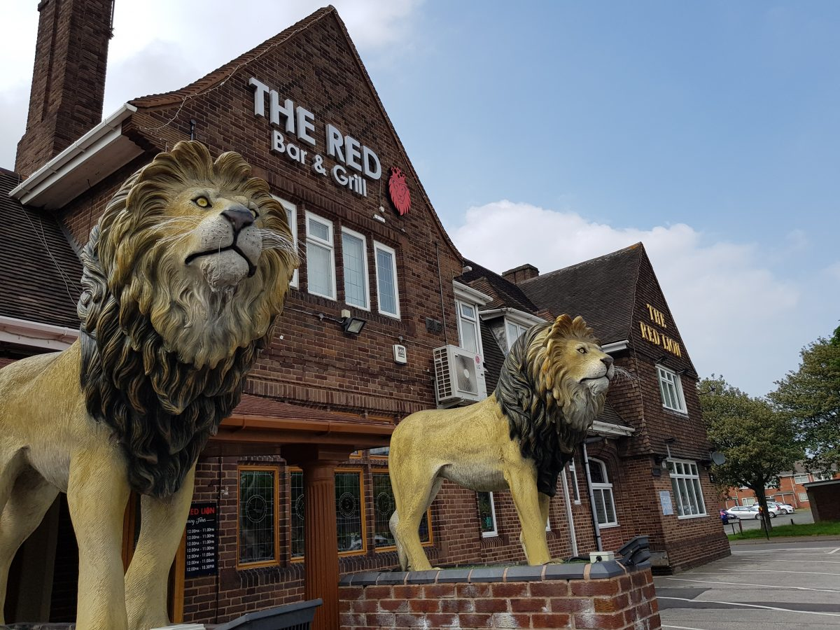Review: The Red Lion, West Bromwich