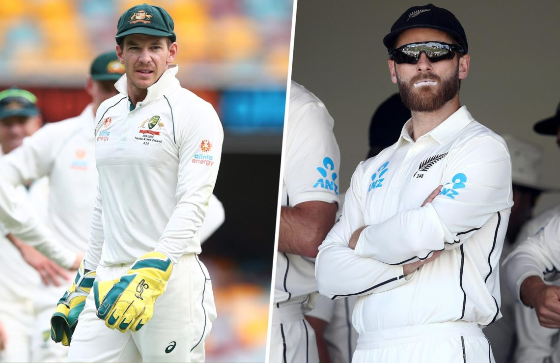Second Test: Australia Vs New Zealand