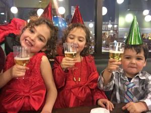 Host casual celebration