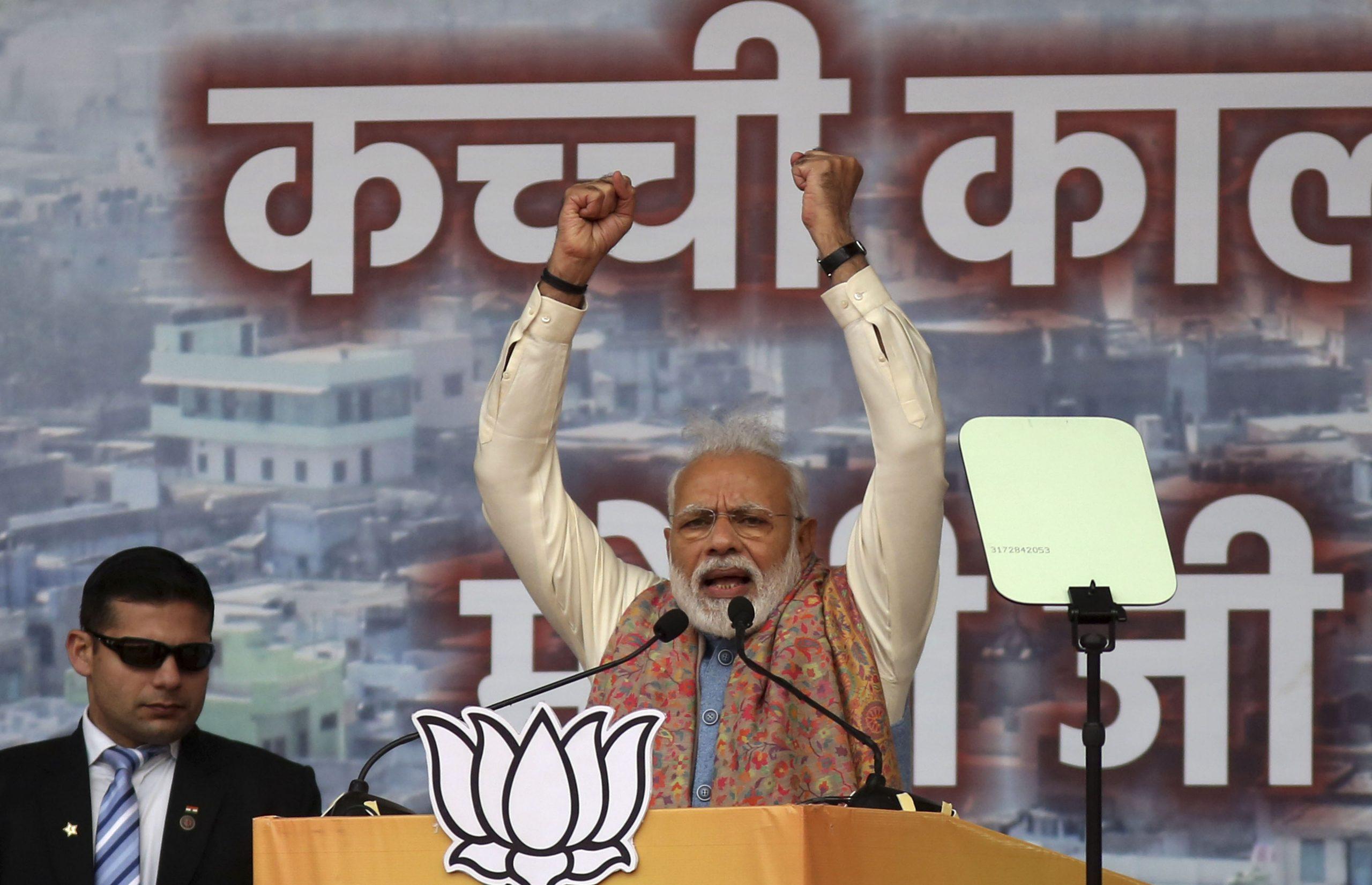 Modi Defends Citizenship Law