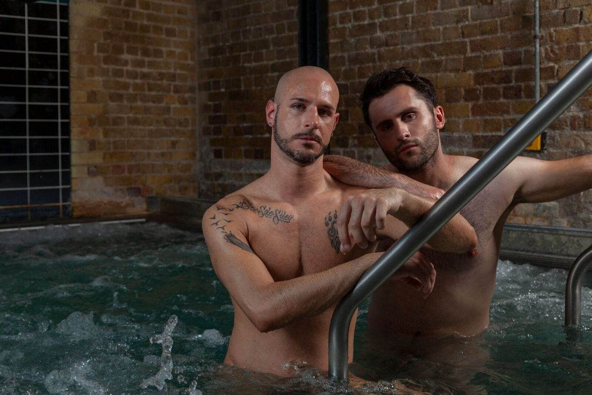 Interview: Chris Amos of Pleasuredrome, London's gay & bisexual sauna spa