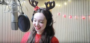 Santa-Tell-Me-Ariana-Grande-Cover-by-NAYEON