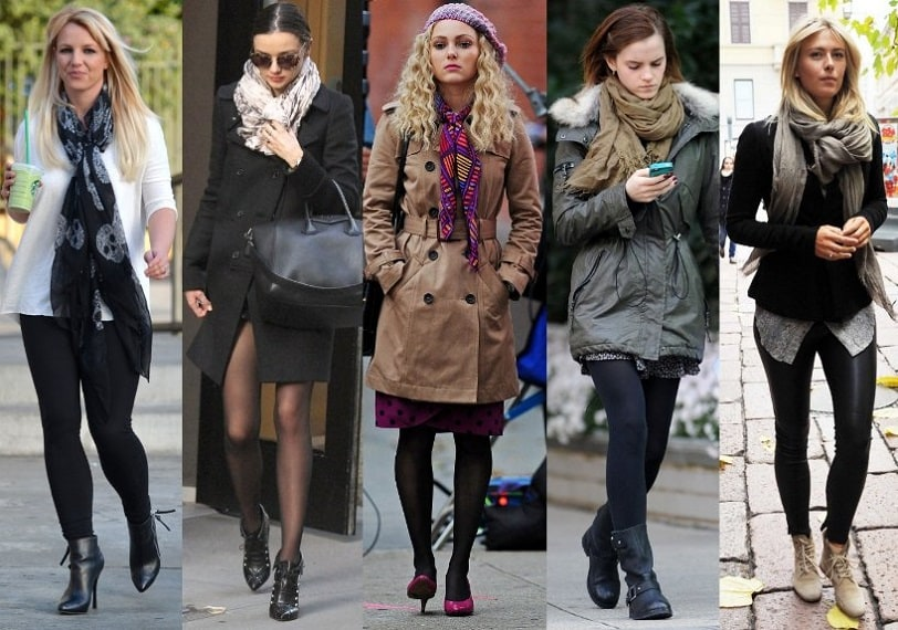 5 Winter Fashion Tips for Looking Good