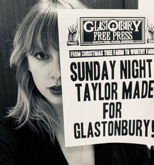 5 Ways latest Glastonbury headliner Taylor Swift rocked 2019