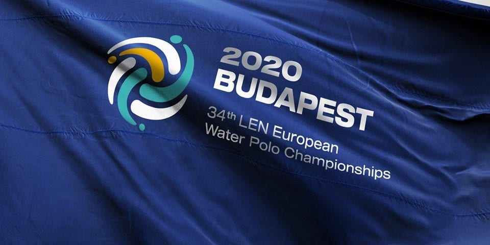 2020 Men's European Water Polo Championship