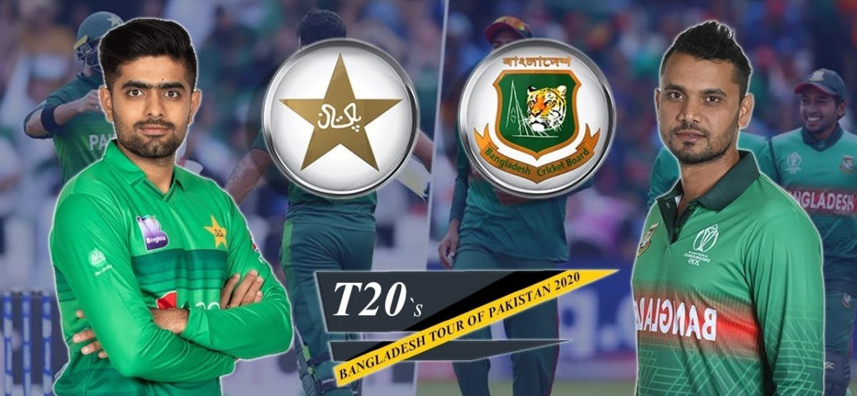 Bangladesh VS Pakistan – T/20 Series