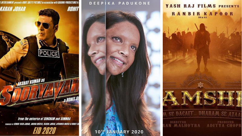 5 Bollywood Movies Coming in February