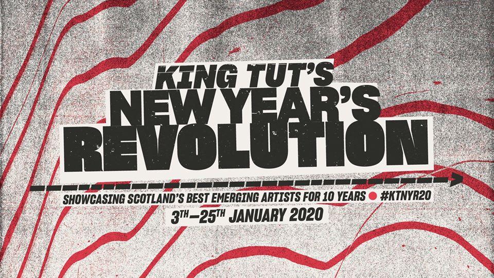 King Tut's New Year's Revolution 2020