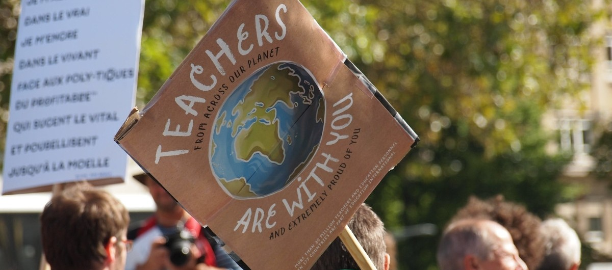 New Zealand Schools to Open Subjects about Climate Crisis, Activism and 'Eco Anxiety'