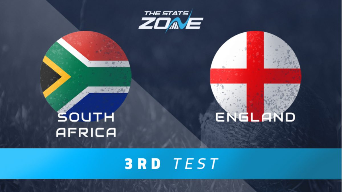 South Africa vs England-3rd Test