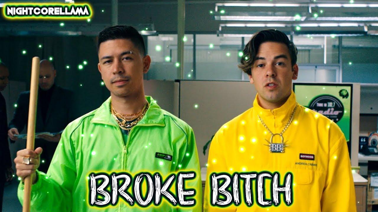 TMG-Broke-Bitch