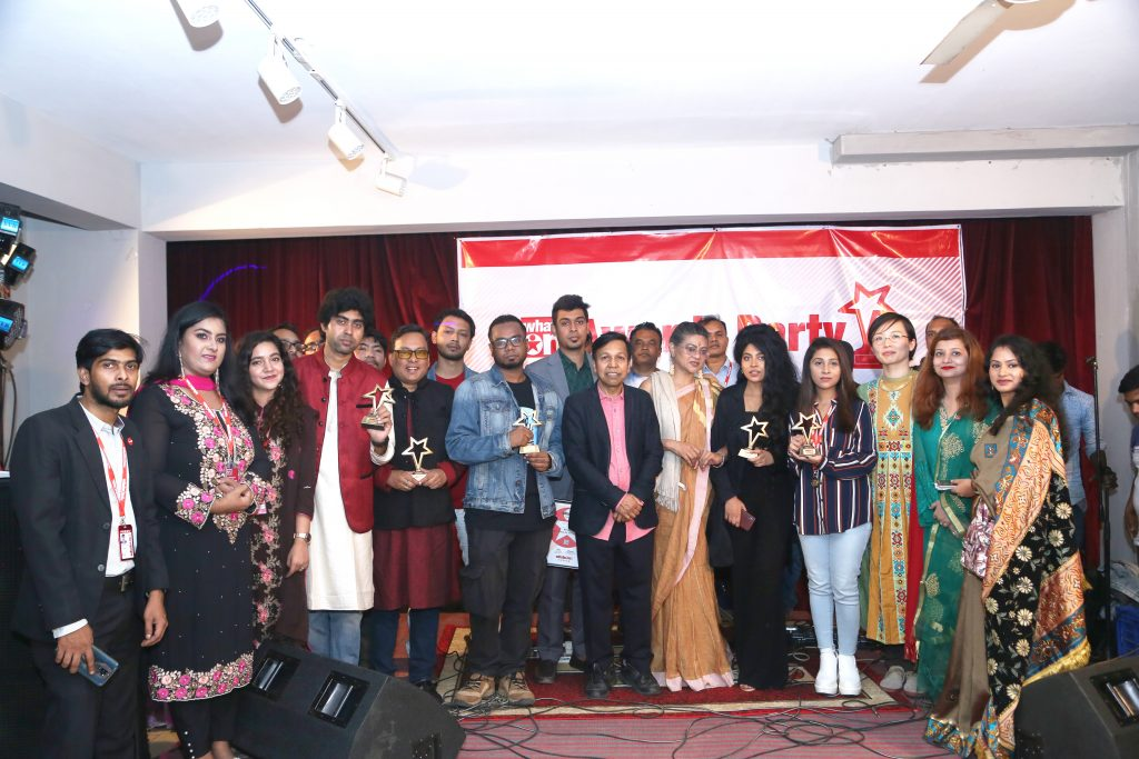 Whatson Award 2020 has been Celebrated In the Glory of Youth