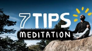 meditation techniques to help a beginner