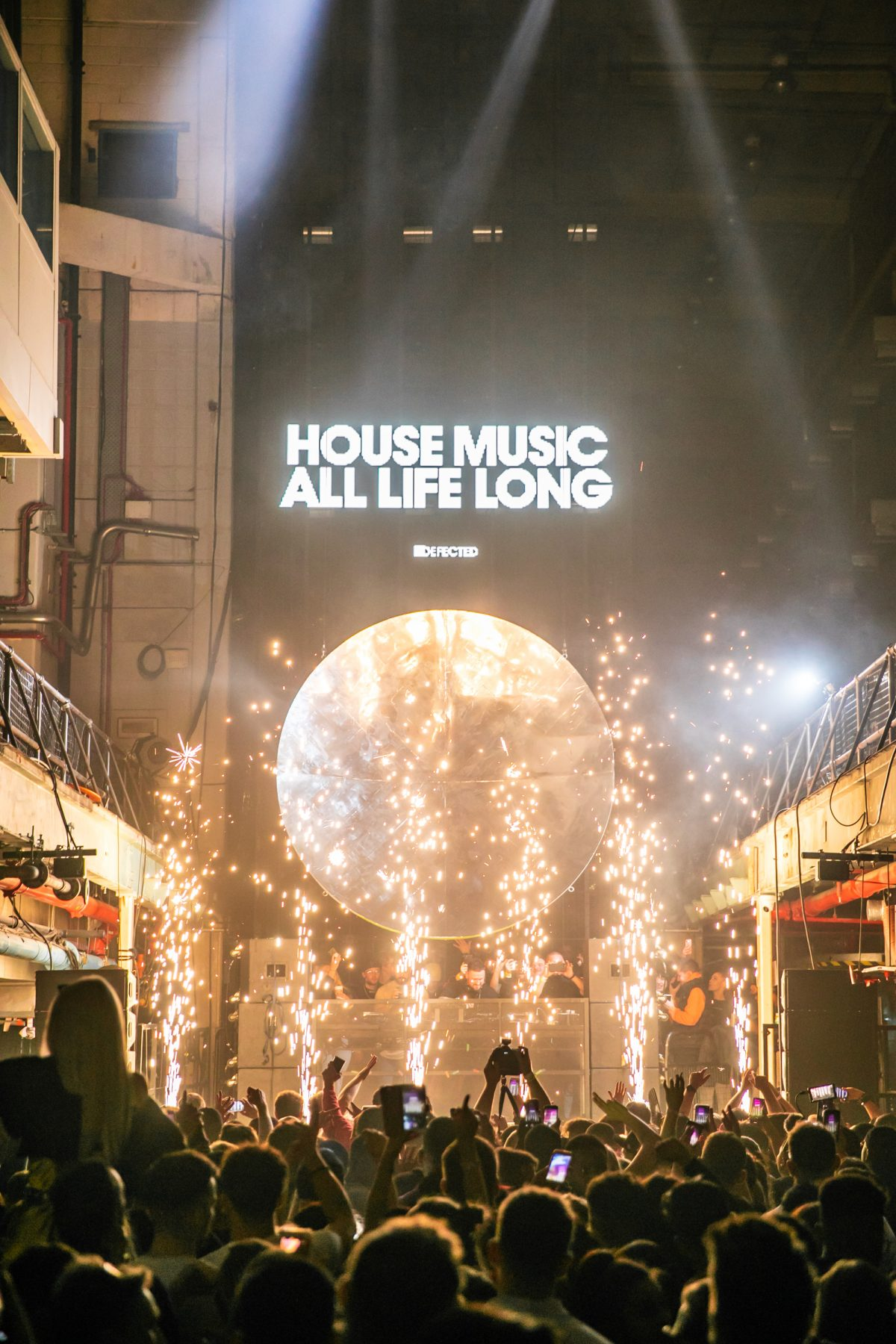 Defected returns to London's Printworks