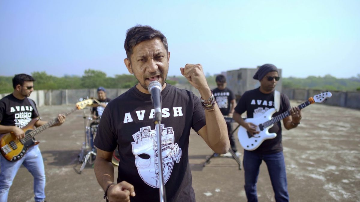 'Avash' Released Their First New Song of The Year