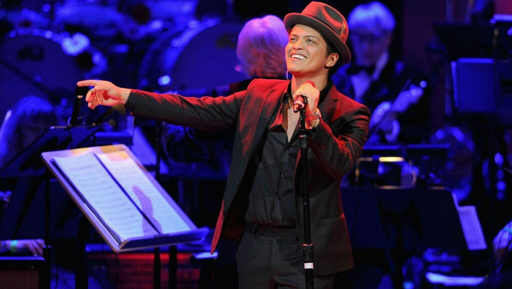 Bruno Mars & Disney Teams Up for Upcoming Music Film